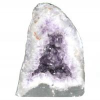 Amethyst Cave / Geode-Miss V's Luminous Crystals