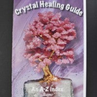 Crystal Healing Guide Book-Miss V's Luminous Crystals