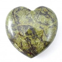 Dragon Stone Medium Heart-Miss V's Luminous Crystals