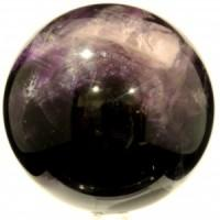 Fluorite Purple 'A' Crystal Ball-Miss V's Luminous Crystals