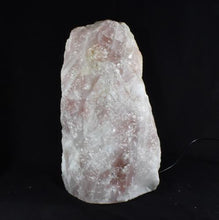 Load image into Gallery viewer, Lamp Rose Quartz Lamp-Miss V's Luminous Crystals