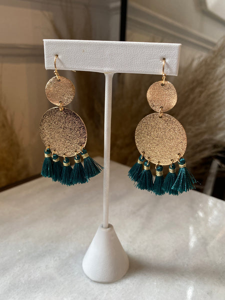 Totally Tasseled Trend Earrings (More Colors!)