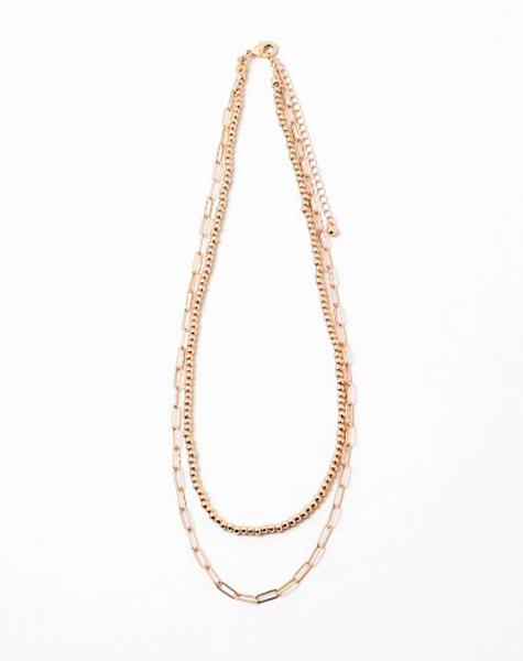 Dylan Layered Necklace