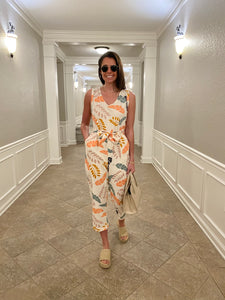 The Floridian Jumpsuit