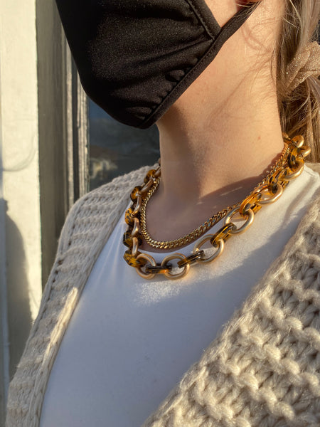 The Rock Chain Necklace