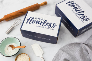 simply flourless gluten-free baking kit