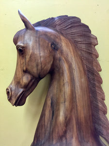 Horse - Woodcarving