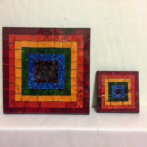 Mosaic - Multi Coaster