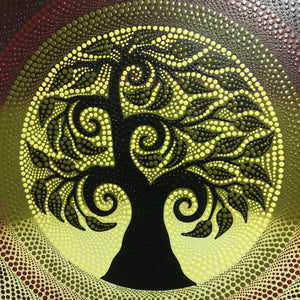 Painting Tree of Life