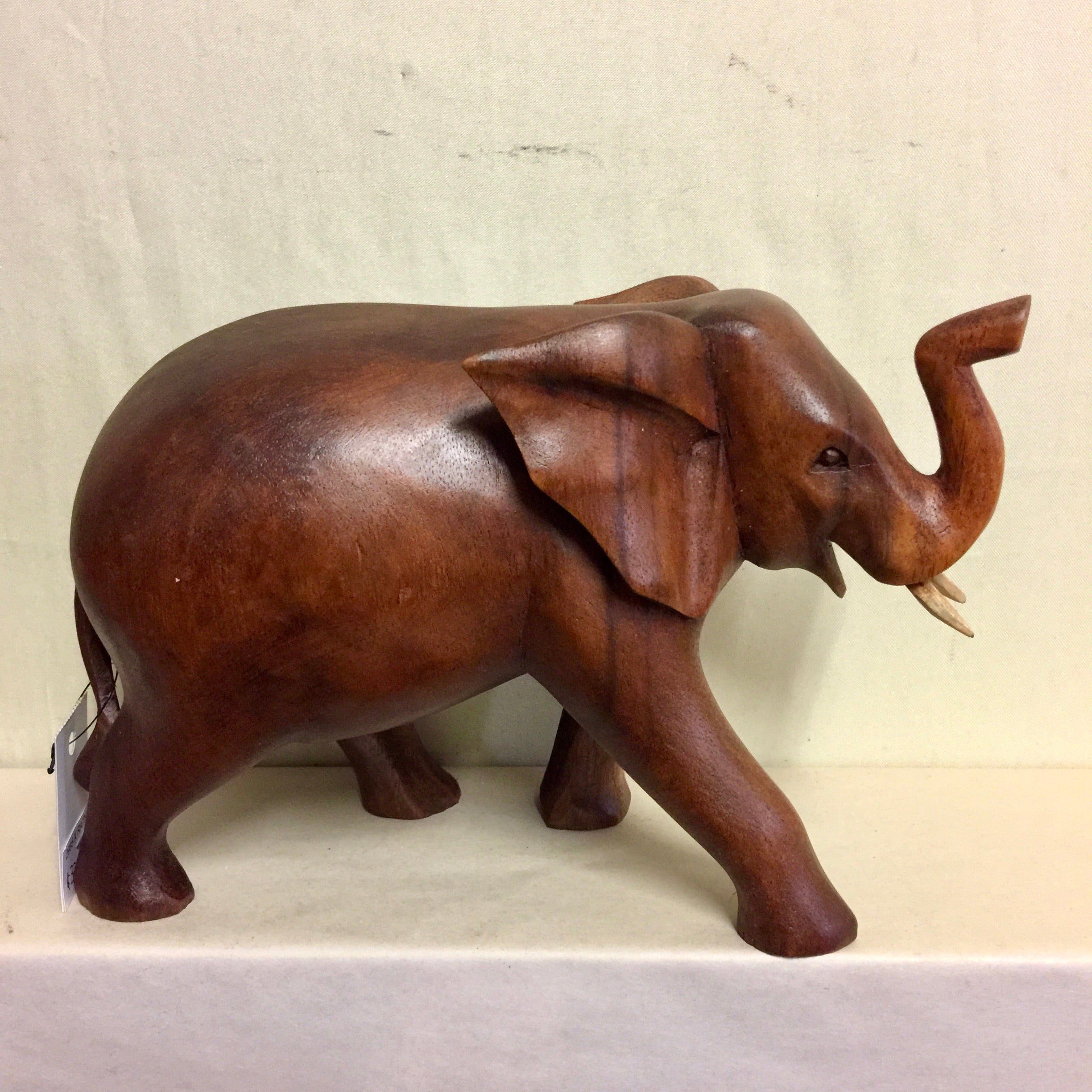 Elephant - Woodcarving