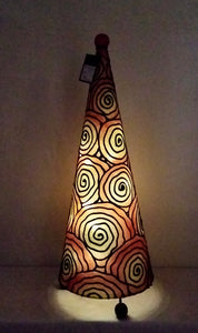 Lamp - Cone Shaped Light Shade