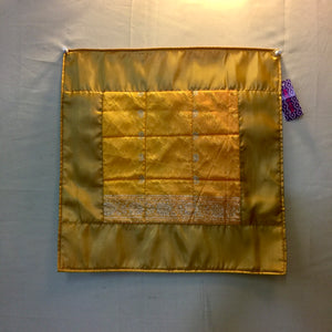 Cushion Cover - Indian Sari