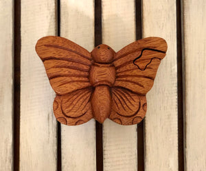 Jewellery Puzzle Box - Butterfly