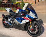 BMW S1000RR Carbon Fiber Belly Pan Racing