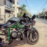 Kawasaki H2 / H2R Carbon Fiber Belly Pan
