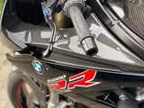 BMW S1000RR 2020 Carbon Fiber Dash Board Side Covers