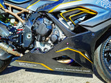 BMW S1000RR 2020 Carbon Fiber Belly Pan
