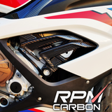 BMW S1000RR 2020+ Carbon Fiber Gilles Small Side Panel