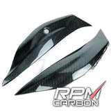 Kawasaki ZX-10R 2016+ Carbon Fiber Rear Seat Side Panels