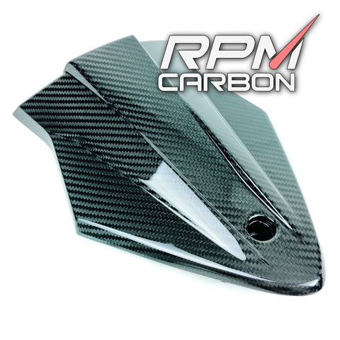BMW S1000RR / S1000R Carbon Fiber Rear Seat Pillion Cover