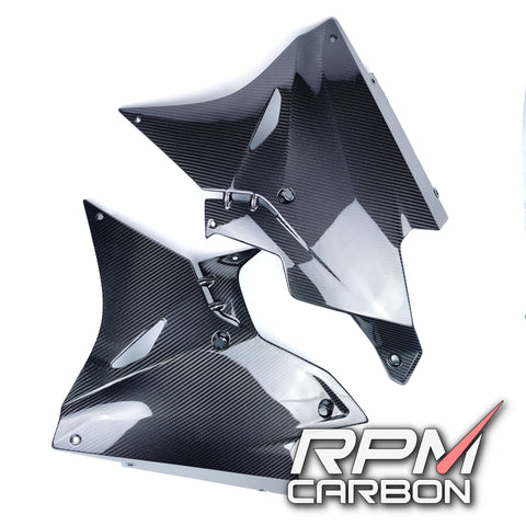 BMW S1000RR Lower Side Fairing Cowls Cowels Belly Pan 2015 2016 2017 2018