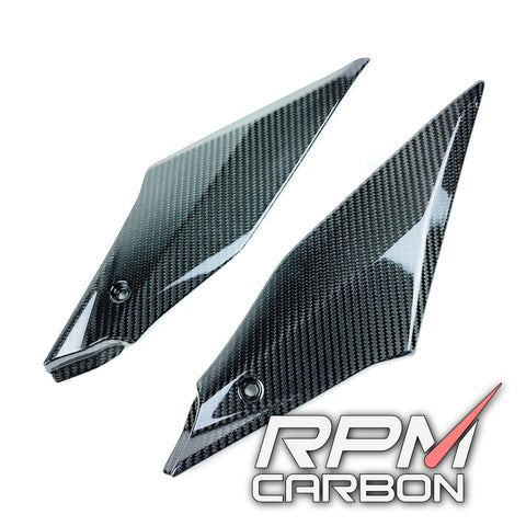Yamaha R1 R1M Tank Side Panels