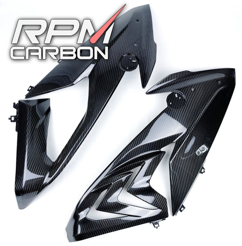 BMW S1000RR Carbon Fiber Side Fairings