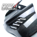 Yamaha R6 Carbon Fiber Airbox Cover