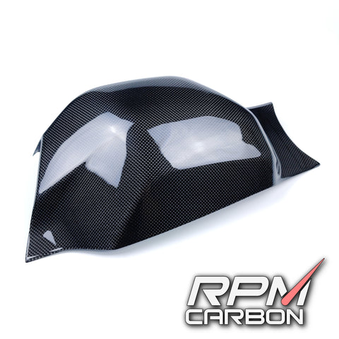 Ducati Panigale V4 Carbon Fiber Swingarm Cover Protector