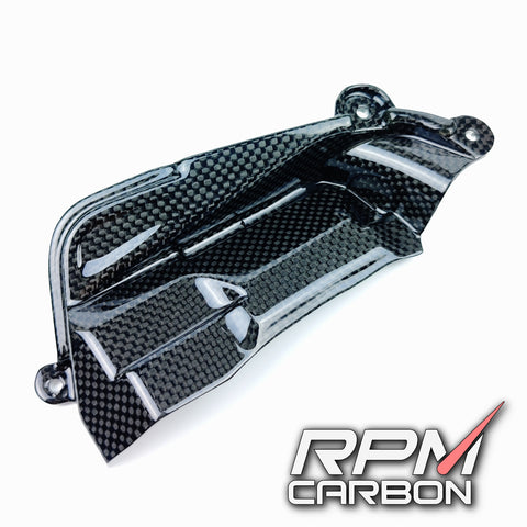 Ducati Panigale V4 Carbon Fiber Engine Cover