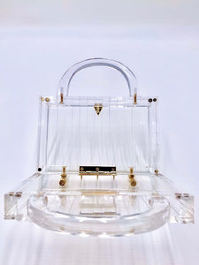 The Itua Isa Acrylic Lucent Bag