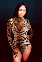 Load image into Gallery viewer, For The Love Of Tigress Long Sleeve Bodysuit