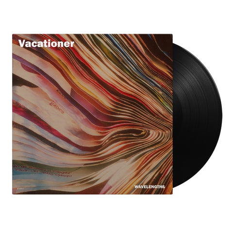 "Vacationer ""Wavelengths"" LP"