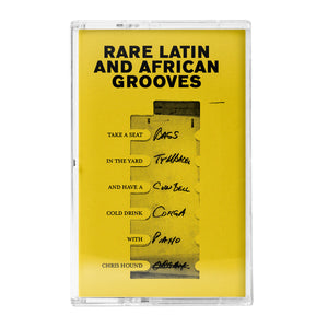 Rare Latin And African Grooves
