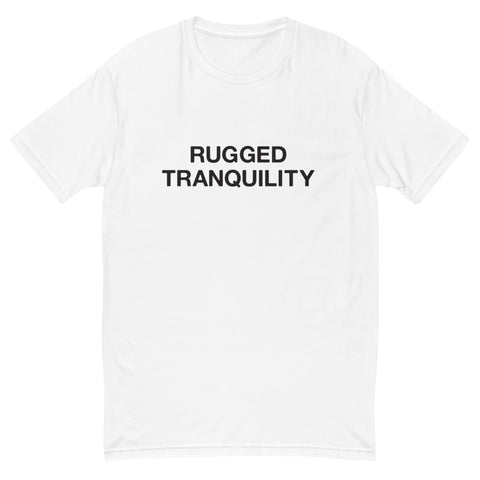 Rugged Tranquility Short Sleeve Tee