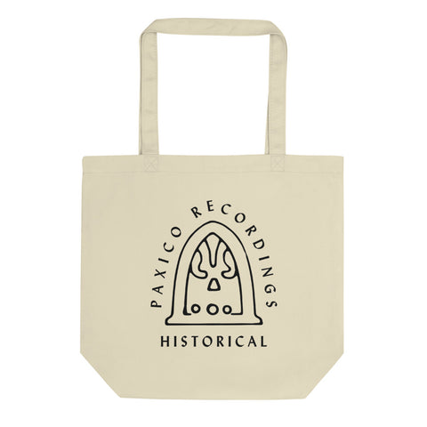 Recordings Historical Tote Bag