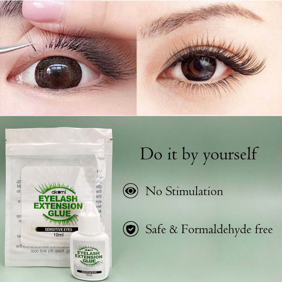 Eyelash Extension Glue (Professional Use) 10ml