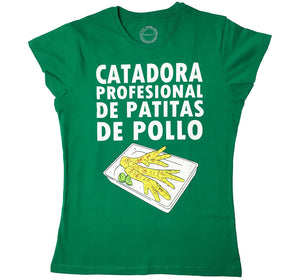 CATADORA DE PATITAS DE POLLO