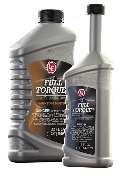 Diesel additive Full Torque 0,5 ltr flaske