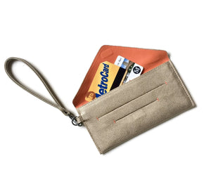 Delancey Envelope Wallet - SteelJoy!