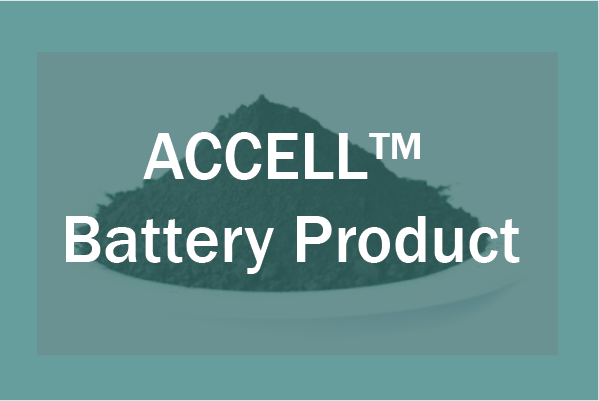 ACCELL battery product