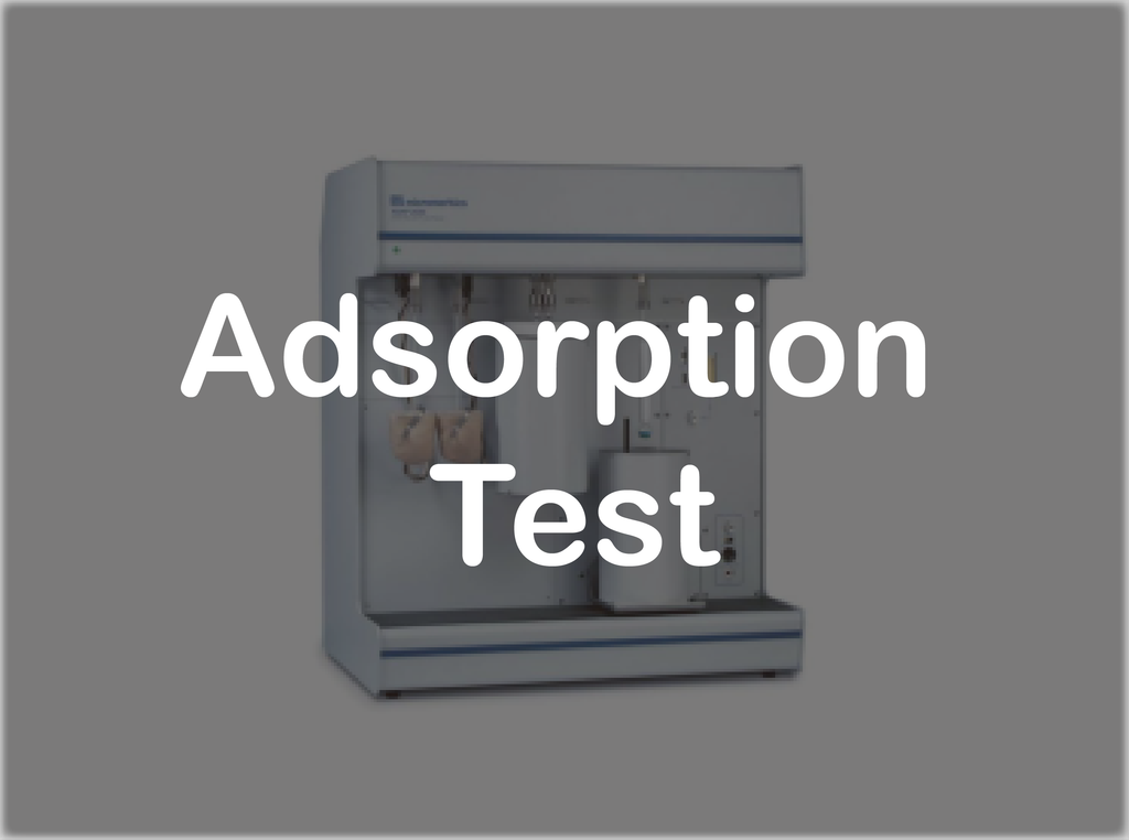 Adsorption Test