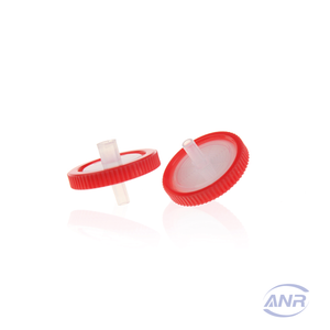 PTFE Hydrophilic Syringe Filters with Outer Ring
