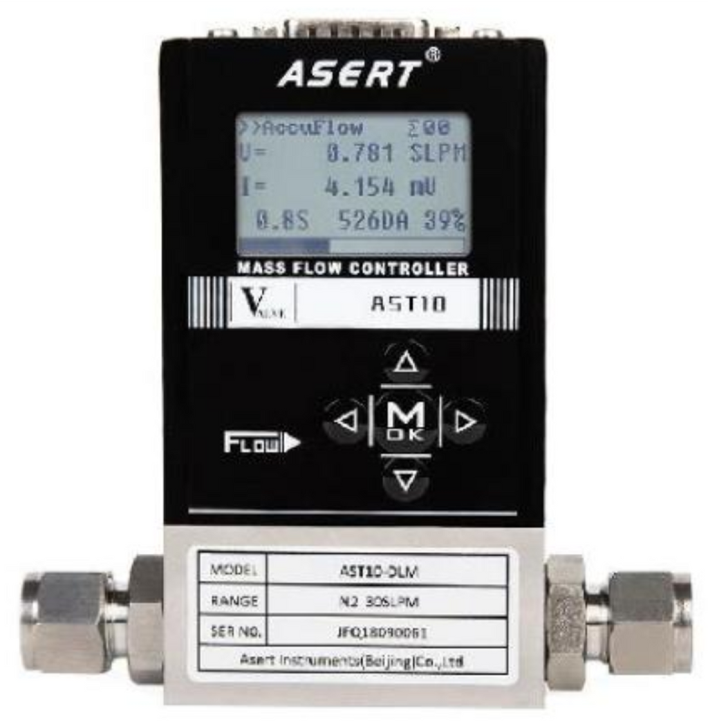 Digital Gas Mass Flow Meter