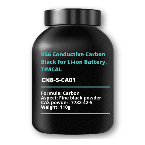 KS6 Conductive Carbon Black for Li-ion Battery, TIMCAL, 110g