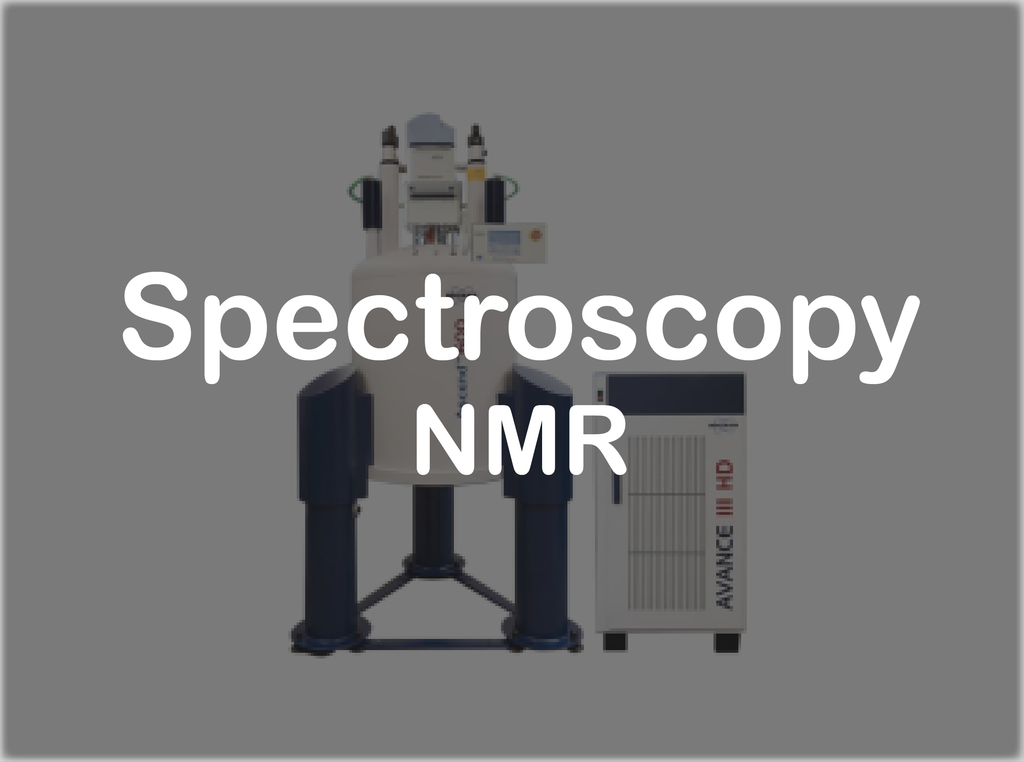 Spectroscopy - NMR