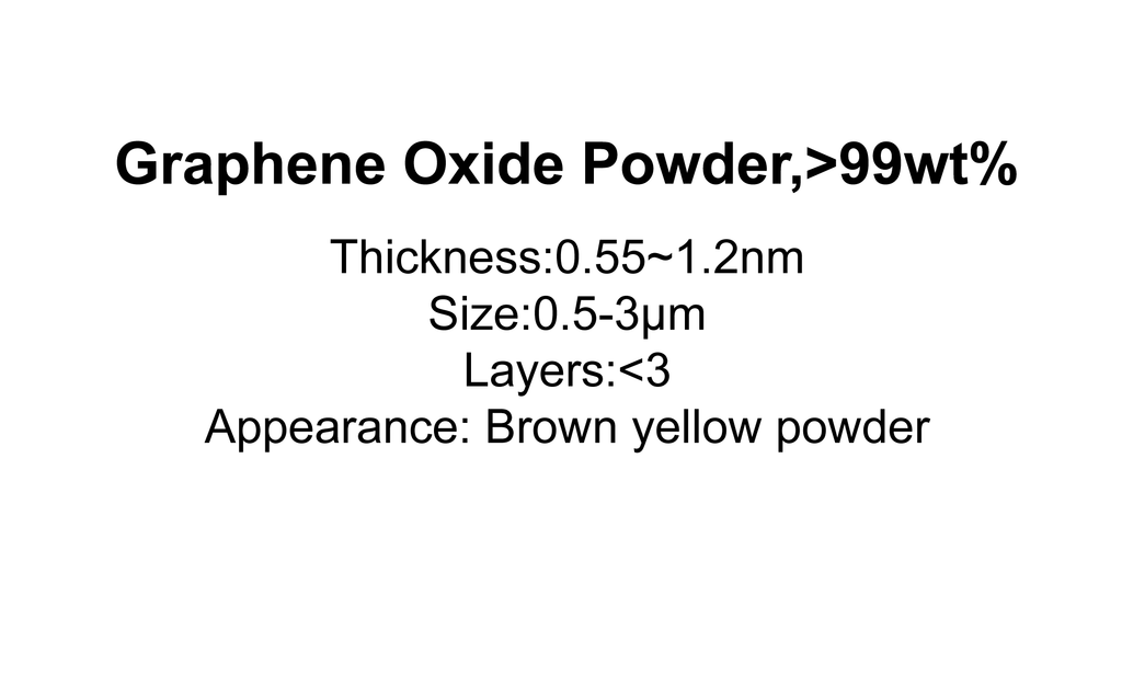 Graphene Oxide Powder-TNGO