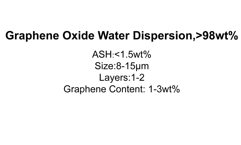 Graphene Oxide Water Dispersion-TNWGO-10