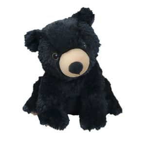 Cozy Plush Black Bear