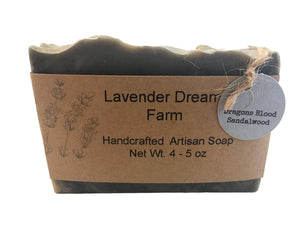 Bar Soap - Dragonsblood/Sandalwood